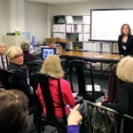 TPC Publishing Talk Draws Packed House