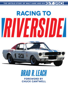 Racing to Riverside